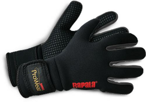 перчатки rapala index glove